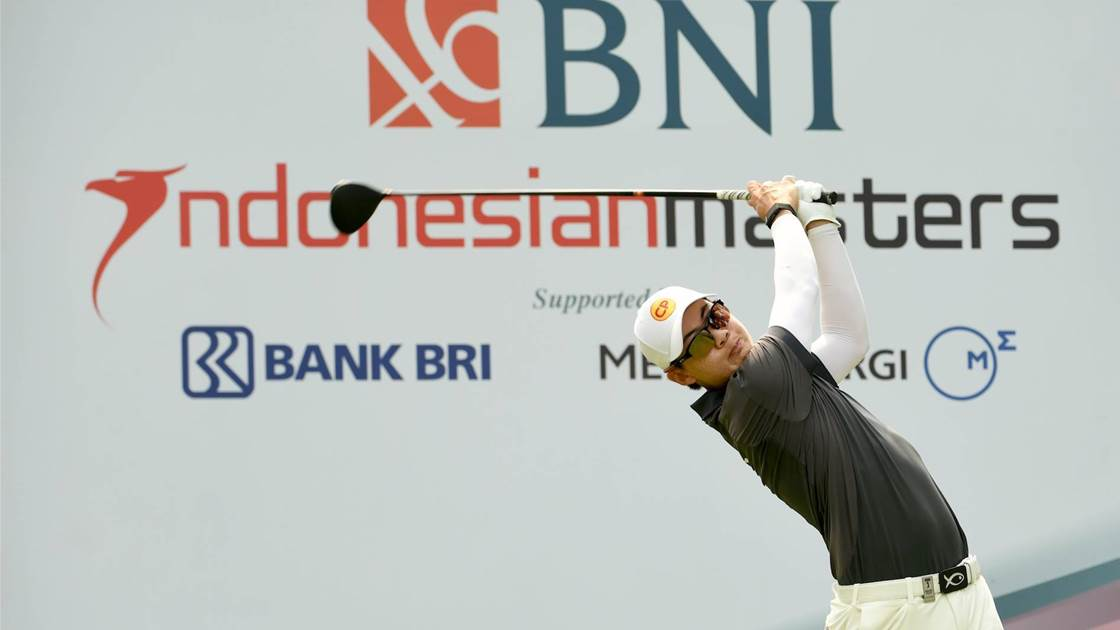 Jazz takes control at the Indonesian Masters
