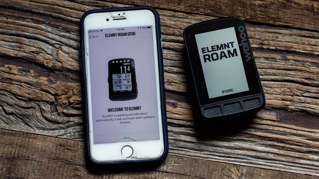 TESTED: Wahoo ELEMNT Roam