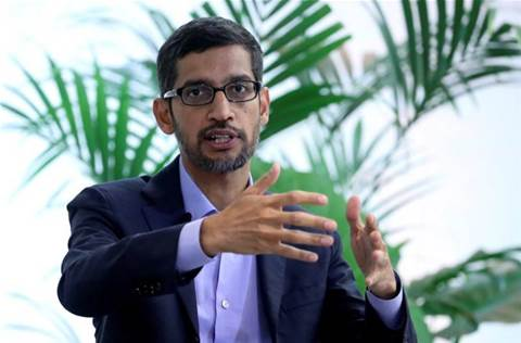 Alphabet CEO Pichai backs temporary ban on facial-recognition technology