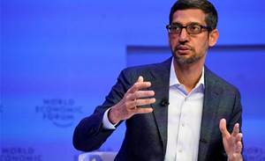 Google CEO eyes major opportunity in healthcare, says will protect privacy