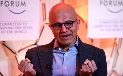 Microsoft to invest US$1.1 billion in Mexico over next five years: Nadella