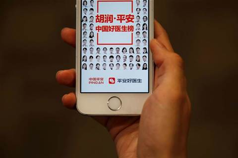 Worried Chinese turn to online doctor consultations amid coronavirus outbreak