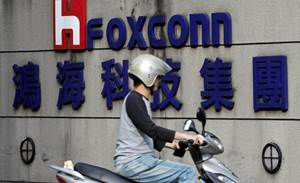 Apple supplier Foxconn's revenue hammered by coronavirus fallout
