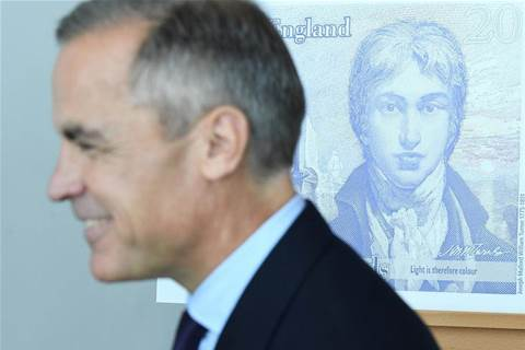 BoE governor sees big challenges as it eyes 'digital banknotes'