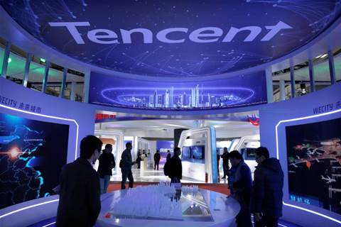 China's Tencent sees WeChat usage surge on virus