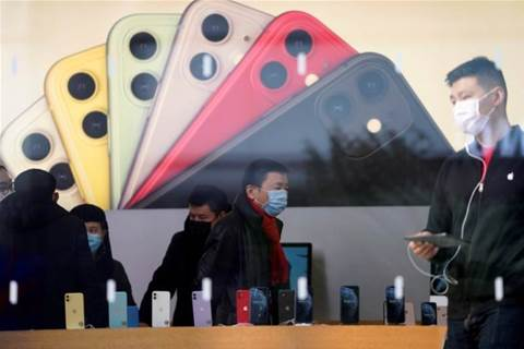Apple scraps iPhone purchase limit amid virus outbreak
