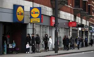 'Like Glastonbury tickets' - Britons chase online grocery slots in coronavirus crisis