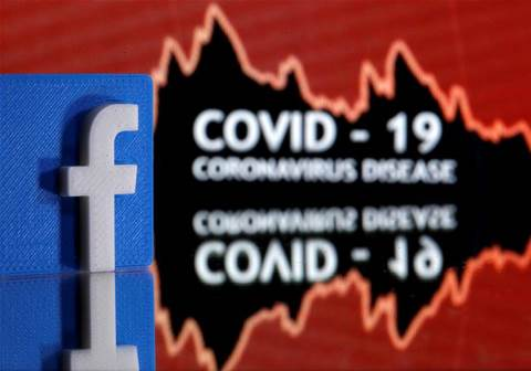 Facebook asks users about coronavirus symptoms, releases data to researchers