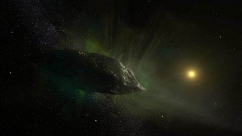 Interstellar gatecrasher 2I/Borisov is no ordinary comet