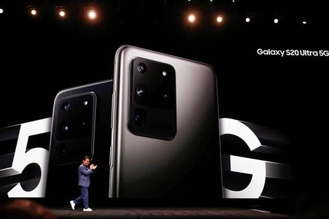 Samsung's phone fortunes wane as COVID-19 hits 5G phones in Europe and U.S.