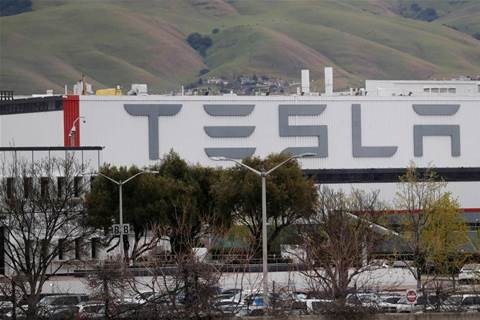 Elon Musk says he's ready for arrest as California Tesla plant reopens