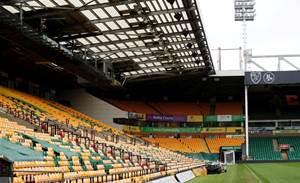 Virtual fans? Premier League looks at options for empty stadium games