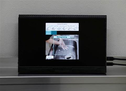 Fujitsu brings hand washing AI to COVID-19 fight