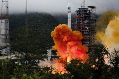 China puts final satellite into orbit to try to rival GPS network