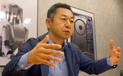 Sony sees SaaS as future for imaging business