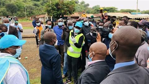 Alphabet's Loon launches balloon internet service in Kenya