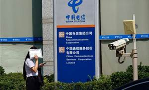 China-backed telecom firm says won't spy on Philippines