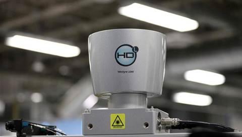 Velodyne aims to price new self-driving car sensor below $700
