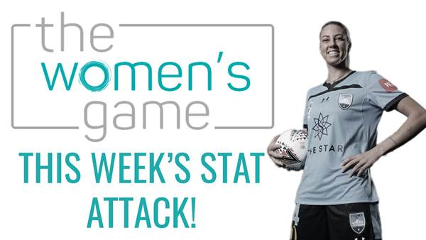 This Week's Incredible W-League Stats and Milestones