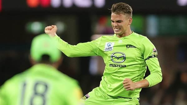 Sydney Thunder's Chris Green Suspended