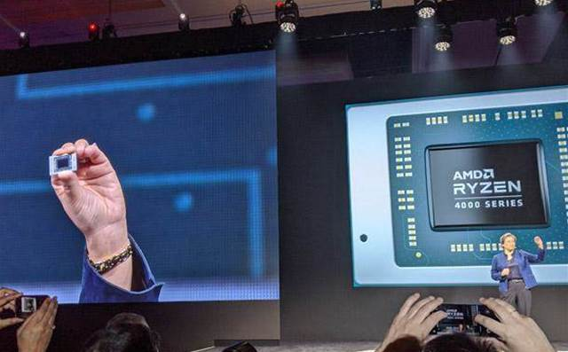 Why AMD thinks Ryzen Pro 4000 CPUs are huge for business laptops