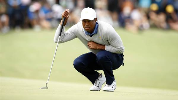 Tiger to start 2020 at Torrey Pines