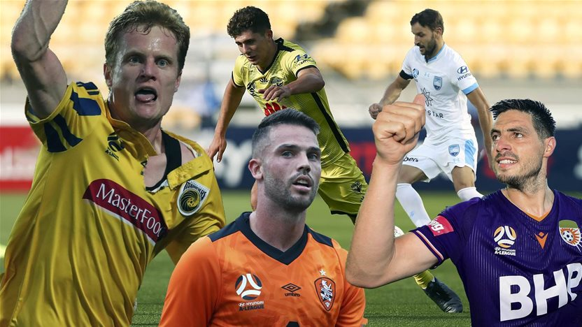 Best 5 players from Round 14 of the A-League