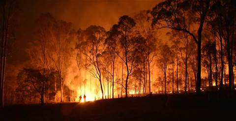For sale: manager of Australian bushfires app