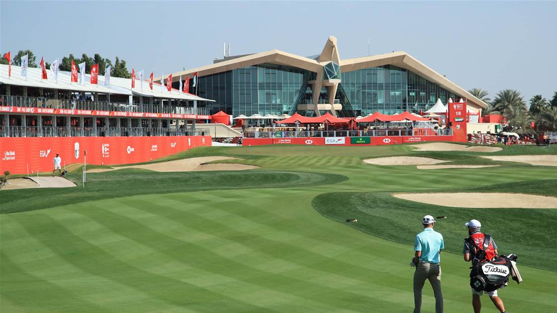 The Preview: Abu Dhabi HSBC Championship