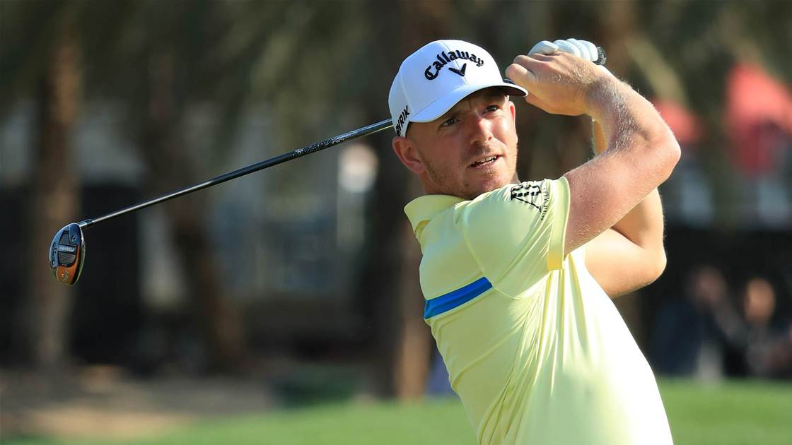 Matt Wallace joins Callaway Golf