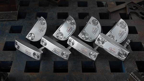 FIRST LOOK: 2020 Scotty Cameron Special Select putters