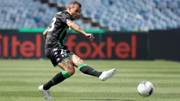 Western United pay price for A-League win