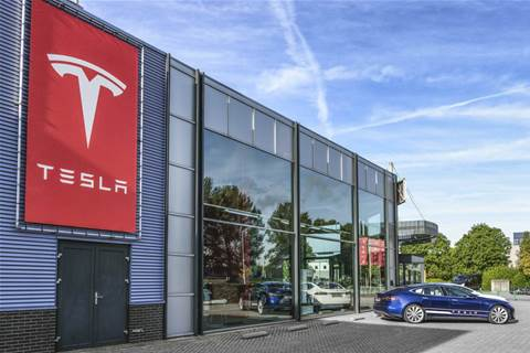 Tesla crosses US$100 billion stock market valuation