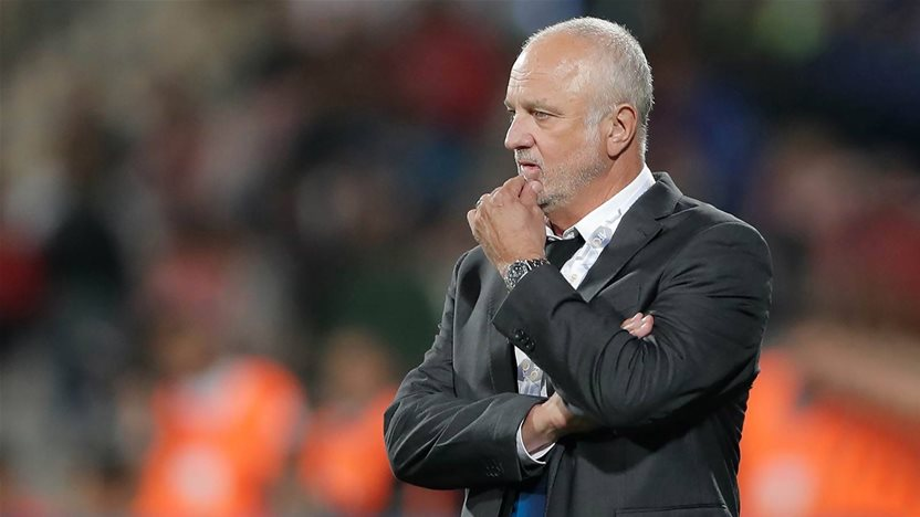Arnold: Olyroos being taught a lesson