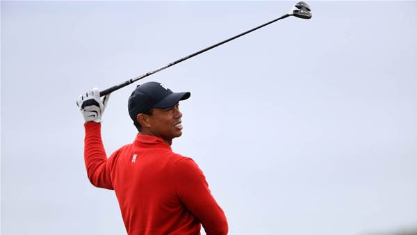 Tiger kept unaware of friend Kobe's death