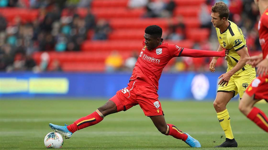 Adelaide striker Toure out for the season?