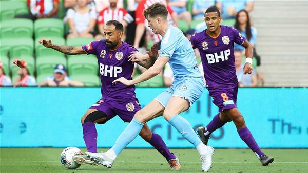 Jack Hendry hoping to re-invigorate career in A-League