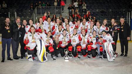 This season's lessons: Sydney carve up Australian Ice Hockey Grand Final
