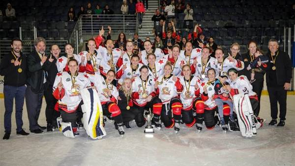 This season's lessons: Sydney carve up Australian Ice Hockey Grand Final