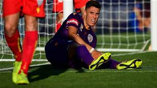 ACL tear confirmed for Glory's Ikonomidis