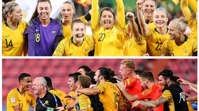 'How important is Australia having two Olympic teams?'