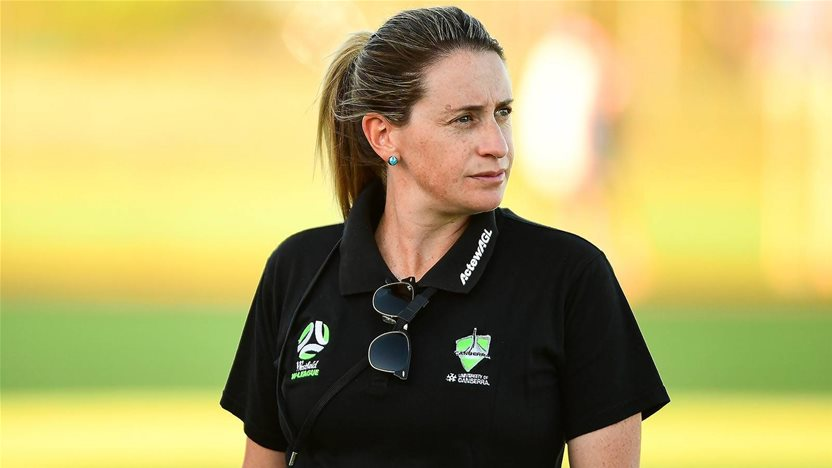 Garriock W-League reign at Canberra to end