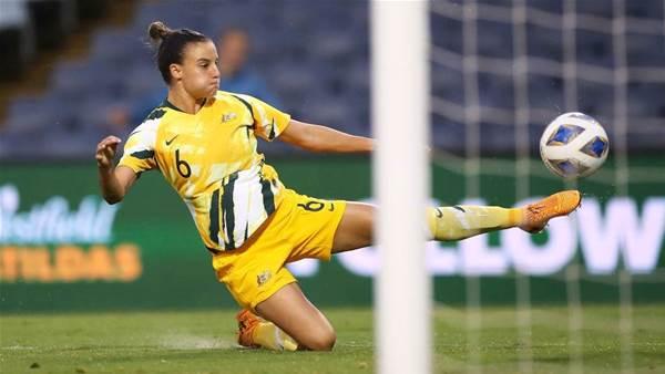 'Make it a Matildas - Sydney Derby double header!'