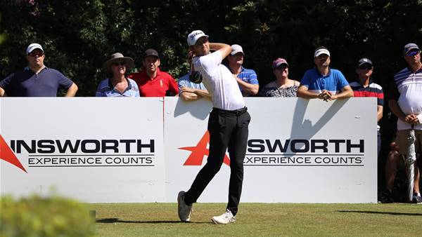 Winner's Bag: Michael Sim – QLD PGA