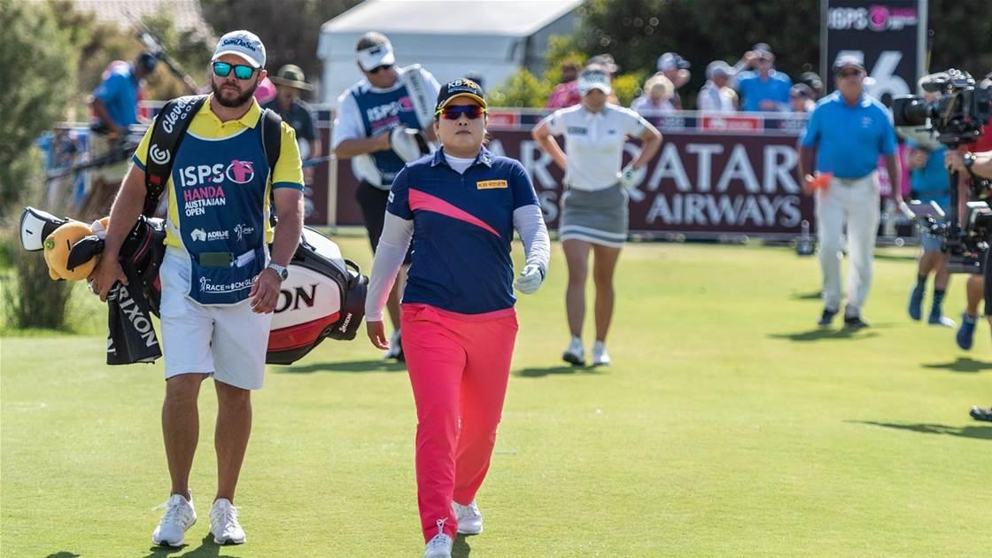 Winner's Bag: Inbee Park – ISPS Handa Women's Australian Open
