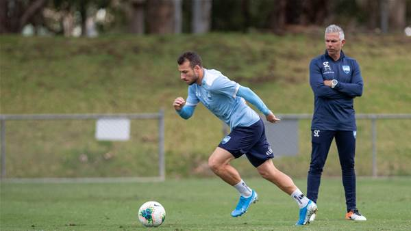 Corica wary of Ange's full-speed Yokohama