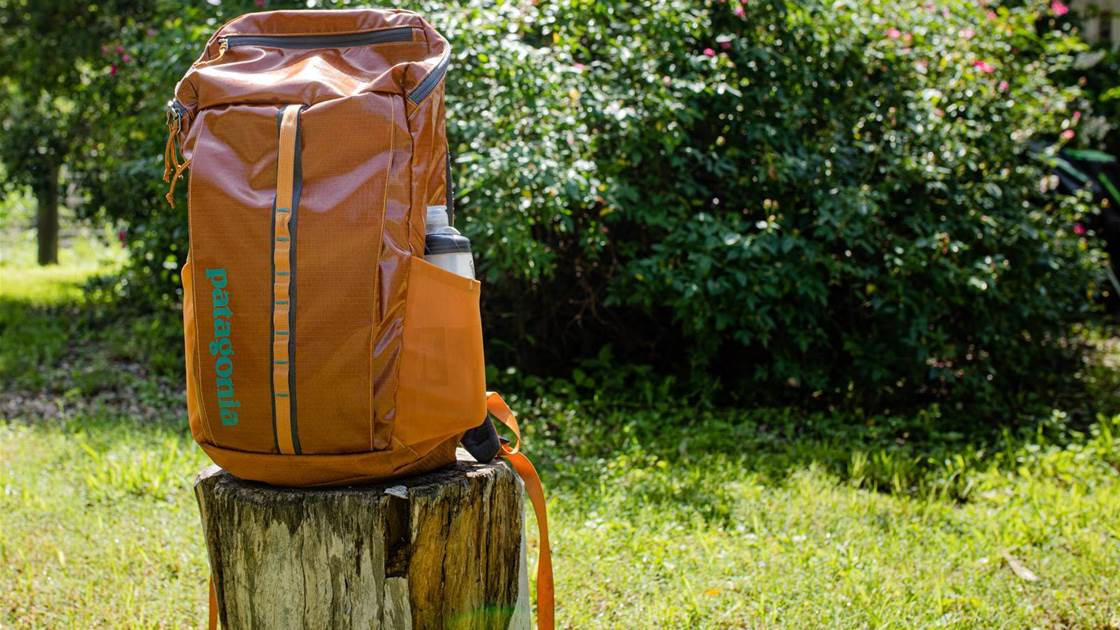 TESTED: Patagonia Black Hole 25L