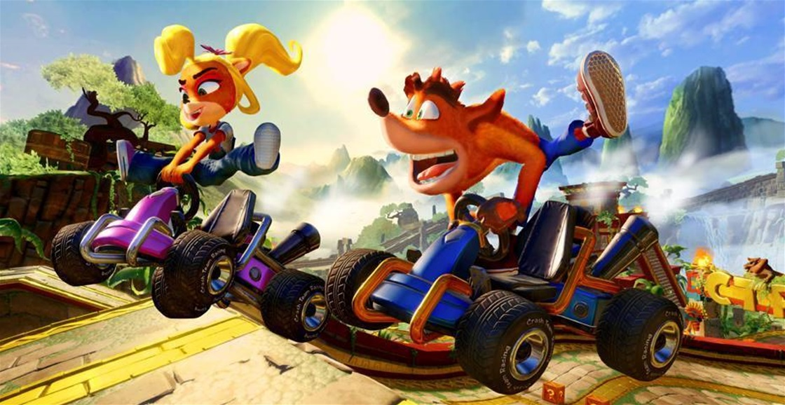 Crash Team Racing Nitro-Fueled Cheats 2