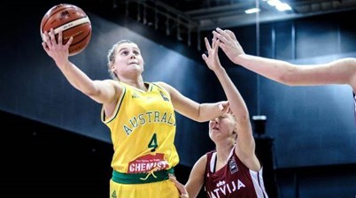 The Aussie who's one of the world's greatest teenage basketballers