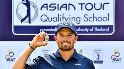 Follett-Smith on top as five Australians claim Asian Tour cards